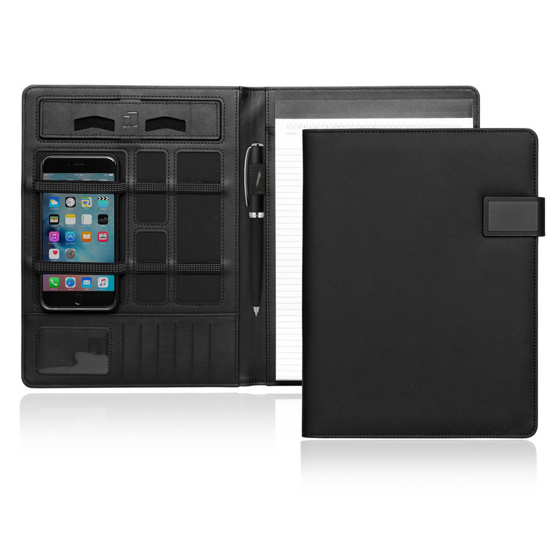 Compendium A4 Tech Folio Magnetic Closure (C498_GL_DEC)
