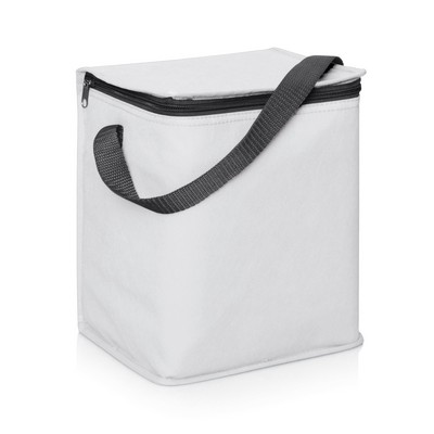 6 Bottle12 Can Cooler Bag wCarry Strap - 5L (L472D_GL_DEC)