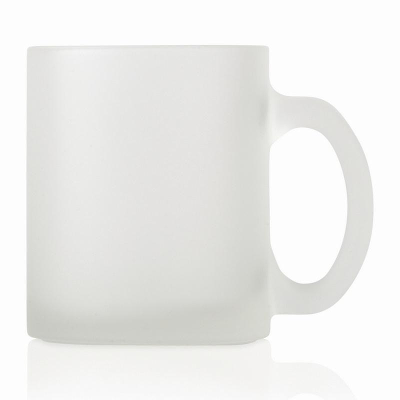Glass Mug Frosted (M120_GL_DEC)