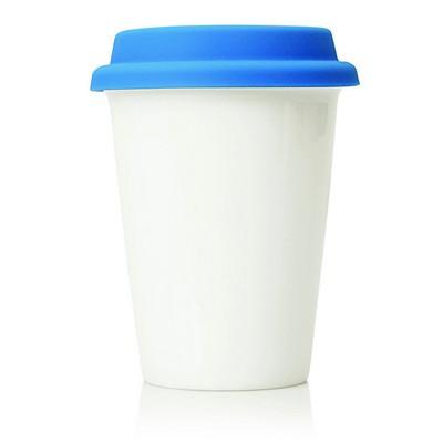 Eco Coffee Travel Mug Ceramic 260ml (M210B_GL_DEC)