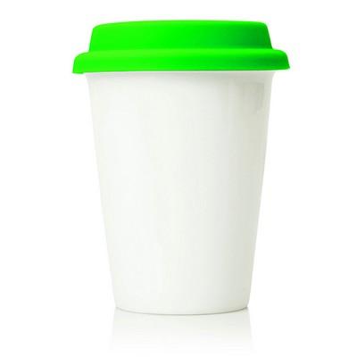 Eco Coffee Travel Mug Ceramic 260ml (M210E_GL_DEC)