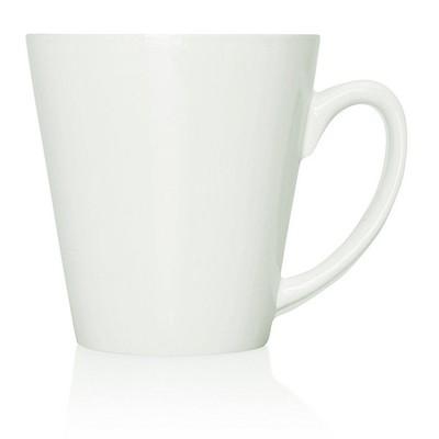 Ceramic Mug Cone 370ml (M232A_GL_DEC)