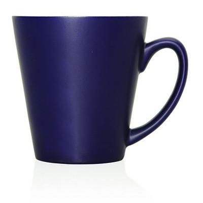 Ceramic Mug Cone 370ml (M232C_GL_DEC)