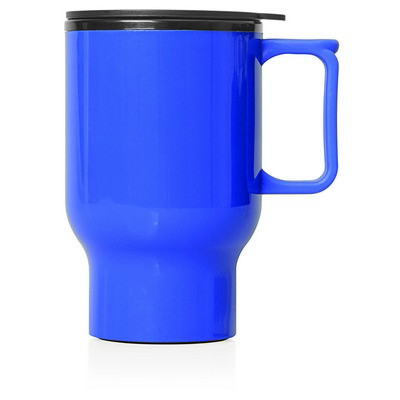 Travel Mug Plastic Double Wall 560ml (M248E_GL_DEC)