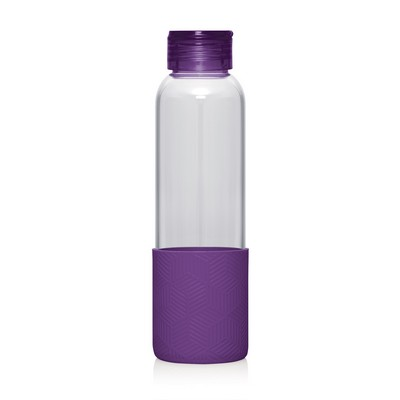 Bottle Glass 600ml (M267F_GL_DEC)