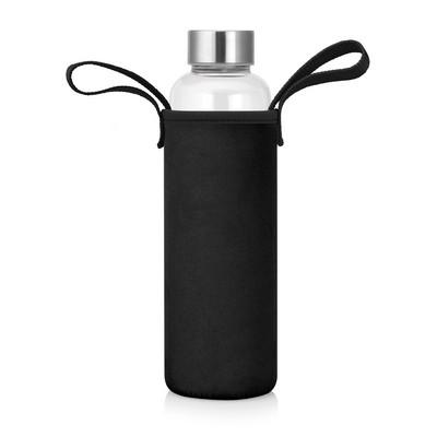 Bottle Glass Neoprene Sleeve 600ml (M269A_GL_DEC)