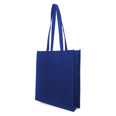 Bag Non Woven with Gusset (NWB05-NB_GL_DEC)