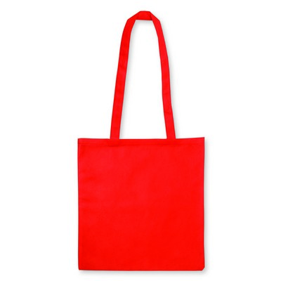 Bag Non Woven with V Gusset (NWB15-RE_GL_DEC)