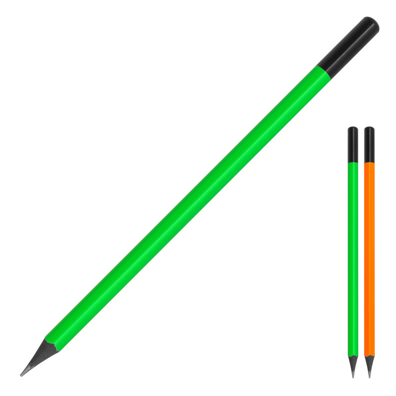 Pencil Triangular Mavi (P195_GL_DEC)