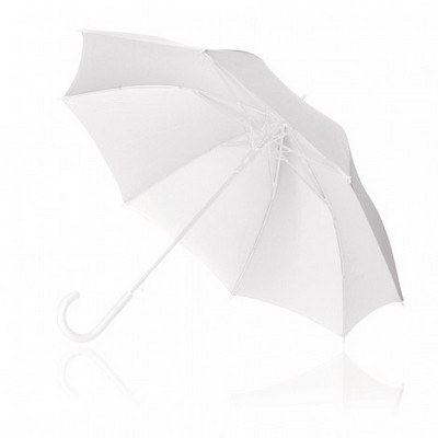 Umbrella 61cm Shelta Wedding (US1722W.WHT_GL_DEC)