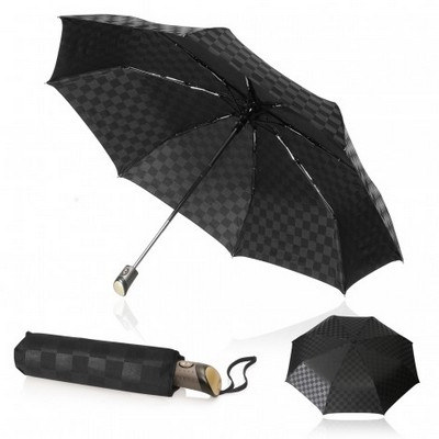 Umbrella 58cm Folding Compact Shelta Checkerboard (US3445.CHK_GL_DEC)