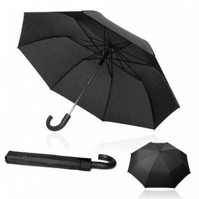 Umbrella 90cm Auto Shelta Mens (US6442.BLK_GL_DEC)