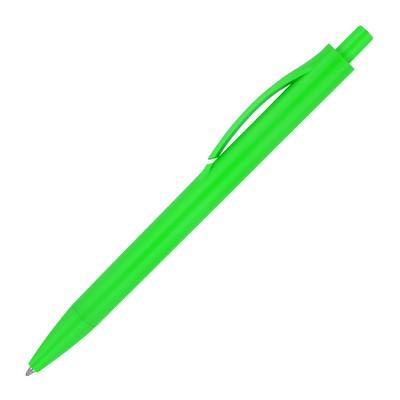 Plastic Pen Ballpoint Fluoro Xavier (Z637D_GL_DEC)