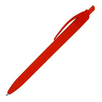 Mila Matte Rubber Ballpoint Pen (Z695C_GL_DEC)