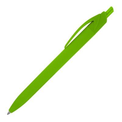 Mila Matte Rubber Ballpoint Pen (Z695D_GL_DEC)