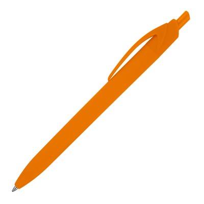 Mila Matte Rubber Ballpoint Pen (Z695F_GL_DEC)