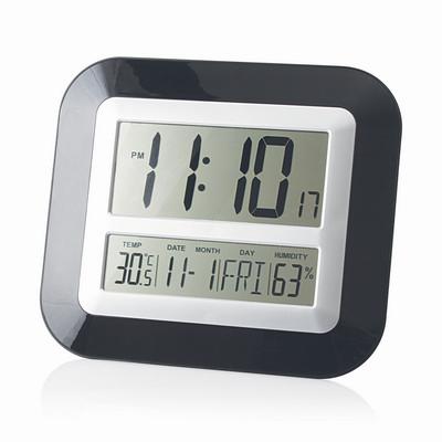 Wall Desk Clock (C422_GL_DEC)