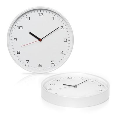 Wall Clock 30cm Plastic (C494_GL_DEC)