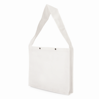 Bag Non Woven Sling with Press Studs and Gusset (NWB20_GL_DEC)