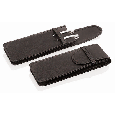 Pen Pouch PU Double (Z717_GL_DEC)