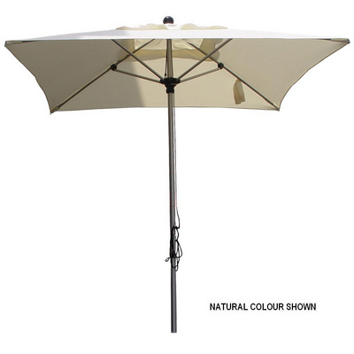 Nimbus 2.0m Square Market Umbrella (SP6SQNP_PER)
