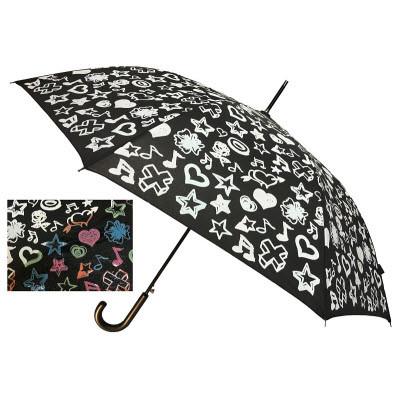 Rainbrella Standard - Illusion MAGIC PRINT Umbrella (WC013_PER)