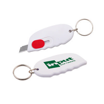 Carton Opener with Keyring (PC1714_PC)