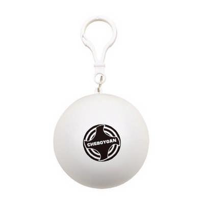 Pocket Ball Rain Poncho (PC3843_PC)