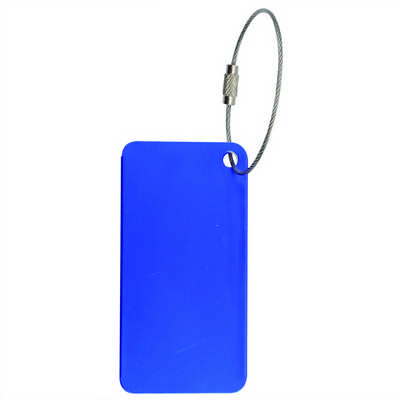 Aluminium Luggage Tag (PC3888_PC)