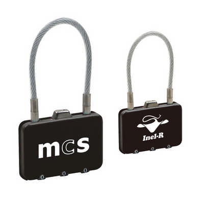 Rectangle Metal Coded Lock (PC3892_PC)