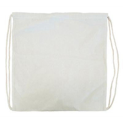 Drawstring Calico Bag (PCBC030_PC)