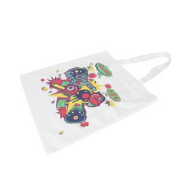 170gsm Sublimation Long Handle Cotton Bag (PCBC055_PC)