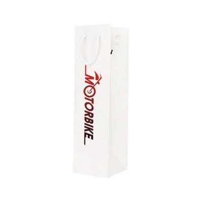 Wine Bottle Paper Bag(100x360x100mm) (PCPB060_PC)
