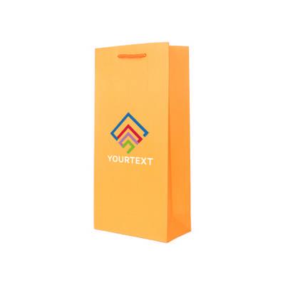 Wine Bottle Paper Bag(175x360x85mm) (PCPB061_PC)