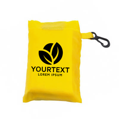 Foldaway Shopping Bag with Clip (PCPB072_PC)