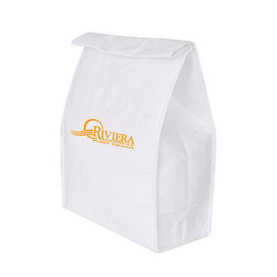 Larger Tyvek Cooler Lunch Bag(220x330x110mm) (PCPB181_PC)