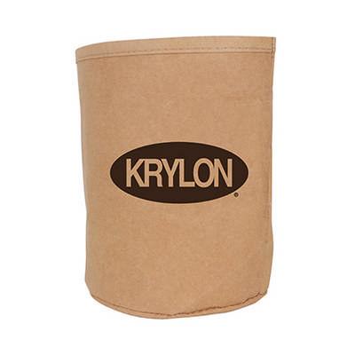 Large Washable Kraft Paper Bag(Dia 150 x H 280mm) (PCPB183_PC)
