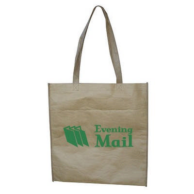 Kraft Paper Bag Laminated PP Woven Lined Inside (PCPB825_PC)
