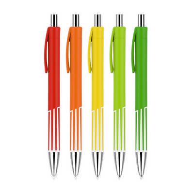 Colouful Pen - Colour Barrel (PCS038B_PC)