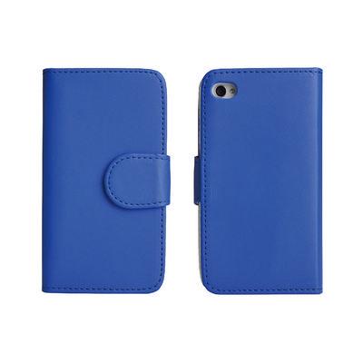 Iphone 5S/6S/6 Plus Wallet PU Leather Case (PCT085_PC)