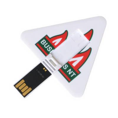 Triangle Card Flash Drive (PCU893_PC)