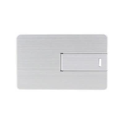 Small Alloy Card Shaped Flash Drive (PCU950_PC)