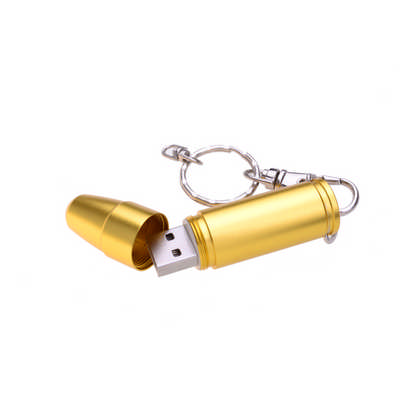 Water Proof Bullet Flash Drive  (PCUBUL_PC)