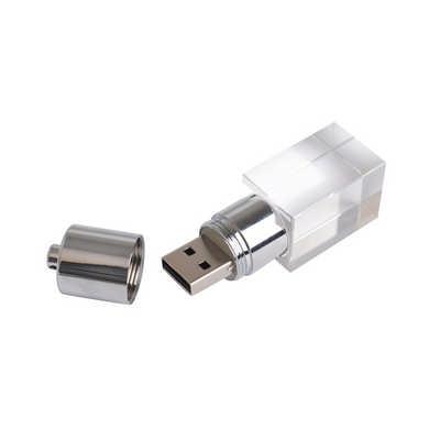 Tube Crystal Flash Drive (PCUC2_PC)
