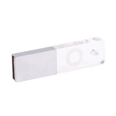 Rectangle Crystal Flash Drive (PCUC4_PC)