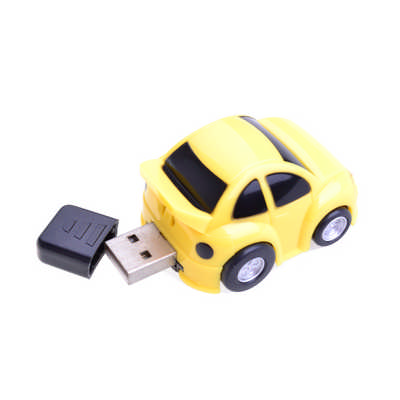 Car Shaped Flash Drive  (PCUCAR_PC)