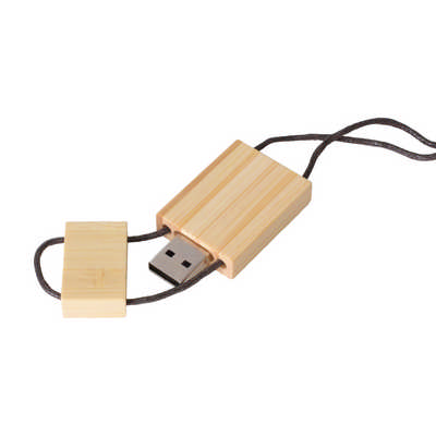 Wooden String Flash Drive (PCUW7_PC)