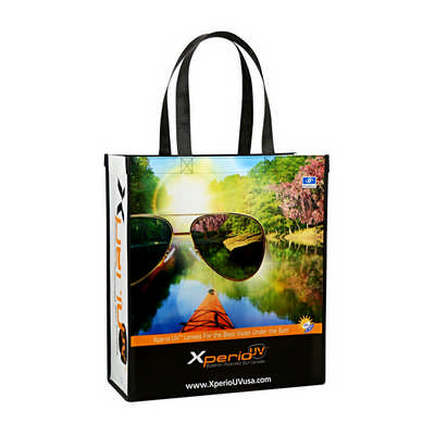 Laminated Non Woven Trade Show bag (PXB030_PC)