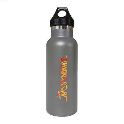 500ml Double Wall Vacuum Bottle with PP Lid (PXD025_PC)