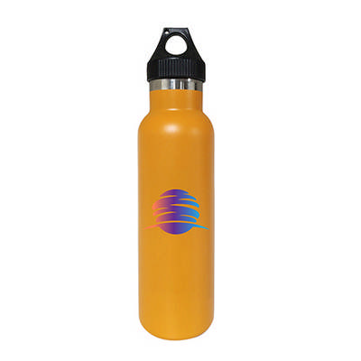 600ml Double Wall Vacuum Bottle with PP Lid (PXD026_PC)